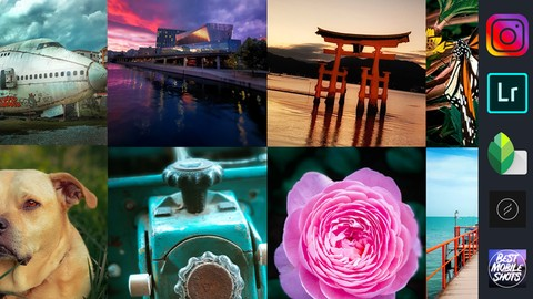 Mobile Photography Iphone and Android Complete Masterclass