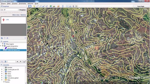 Google Earth - Se tornando um especialista