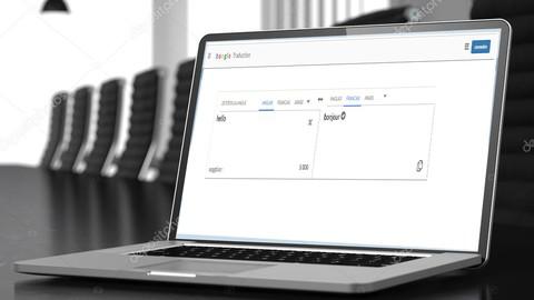 Make Google Translate  From Scratch :JAVASCRIPT, PHP ,AJAX