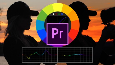Color Grading & Creating LUTs In Premiere Pro For Beginners