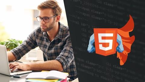 Эффективный курс по HTML и CSS. Верстка любых сайтов легко.