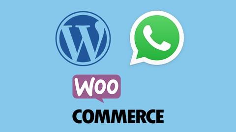 Crie uma Loja Virtual de Woocommerce, Wordpress e Whatsapp