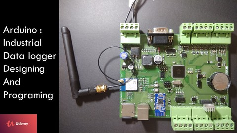 Arduino : Electronics circuit, PCB Design & IOT Programming