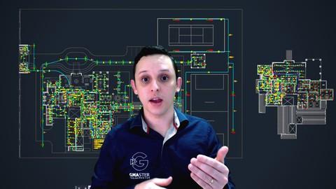 AutoCAD 2020 Quantitativo Automático e Listas Automáticas