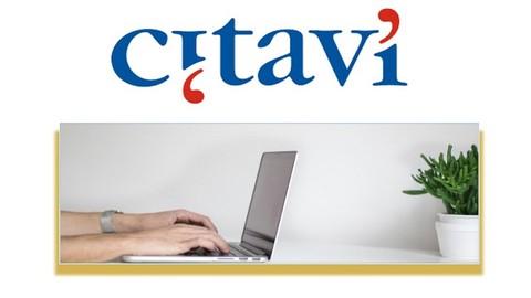 Research writing using Citavi -- Part 2