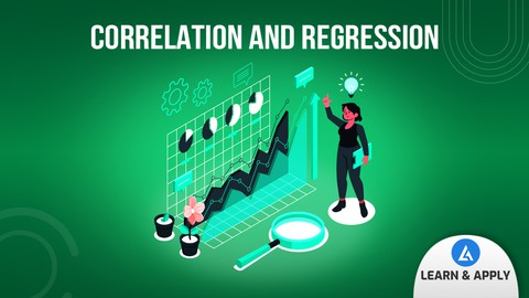 Correlation & Regression: Concepts with Illustrative example