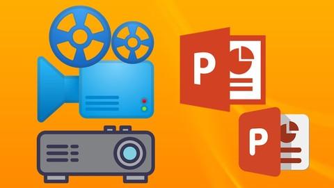 PowerPoint AVANZADO Multimedia 2016 Compatible 2019 Especial