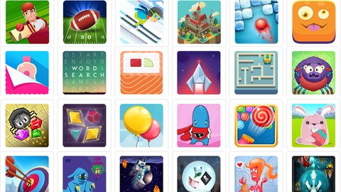 Branded Interactive HTML5 Mini Games for Marketing Campaigns