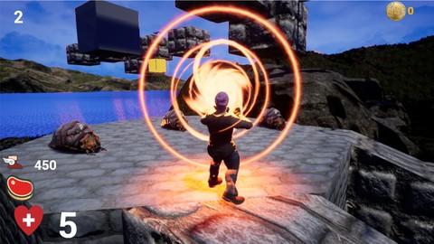 Crie Seu Jogo   Unreal Engine 4 #game multiplayer Aventura