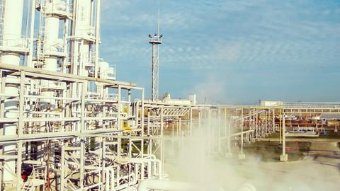 Processos de refino na indústria do petróleo