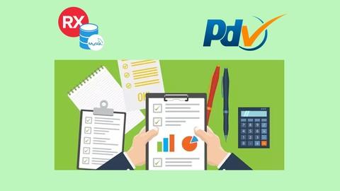 Controle Financeiro PDV - Delphi com Mysql