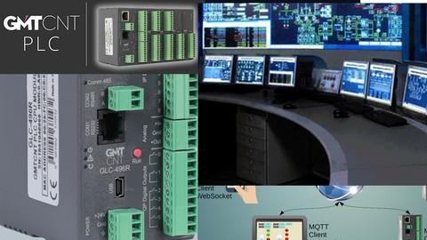 GMTCNT PLC  (GLC-496T) Programlama