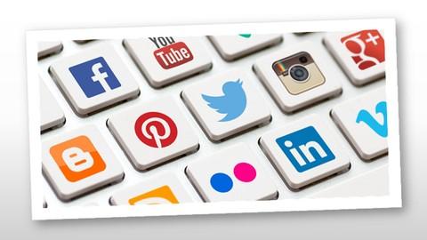 Mega Social Media Marketing Course: 13 Courses In 1