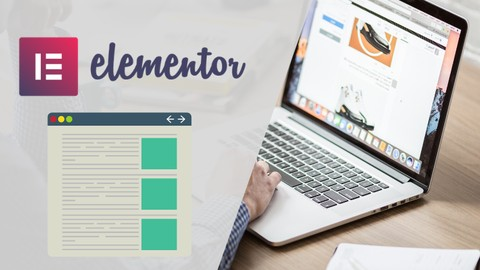 Landing Page Profesional con Elementor PRO