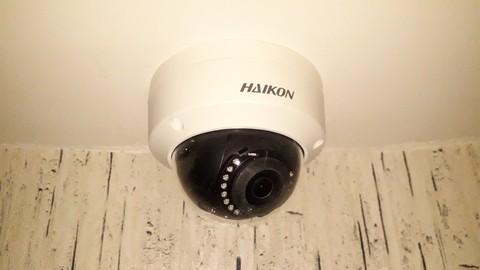 تعليم كاميرات المراقبة بحرفية