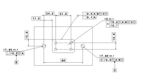 Geometric Dimensioning & Tolerancing : Advanced concepts