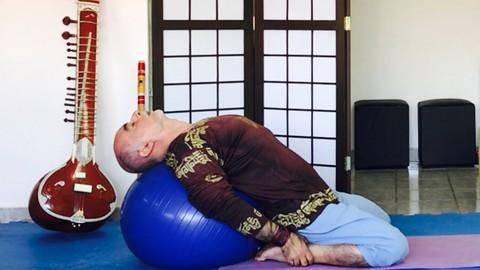 Curso : Yoga e Yoga Ball