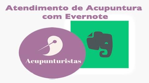 Curso - Atendimento de Acupuntura com Evernote