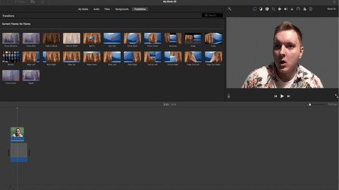 Green Screens for Imovie