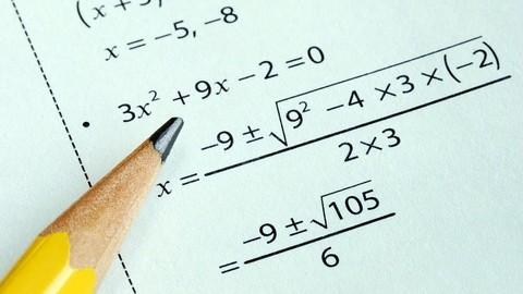 Algebra para ESO y Bachillerato con ejercicios resueltos