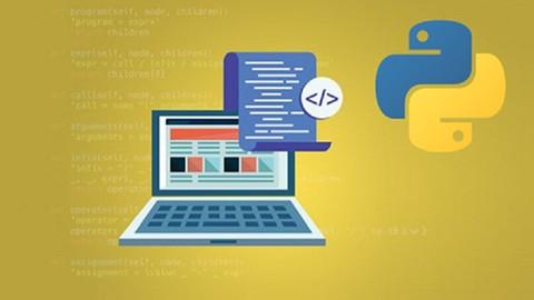 (48+ Saat) Python ile Sıfırdan İleri Seviye Programlama 2021