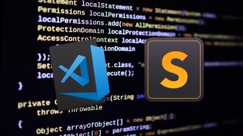 Sublime text y visual studio code se productivo codificando