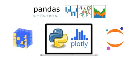 Python 3 Data Processing with Pandas and Plotly
