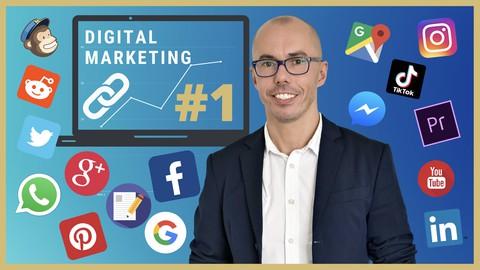 BEST of Digital Marketing: #1 Digital Marketing Course 2021