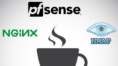 Super Formação em Redes: Firewall pfSense + Nmap + NGINX