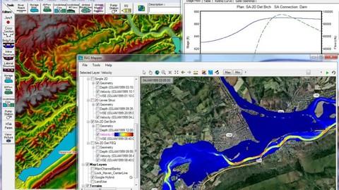Hec-RAS from zero for hidraulic analysis