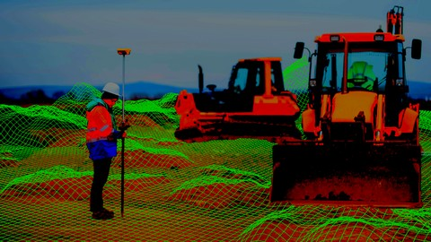 Civil 3D Level 2/4 - for Civil Works and Land Surveying