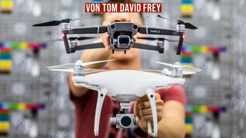 Filmen mit Drohnen  Videografie-Kurs