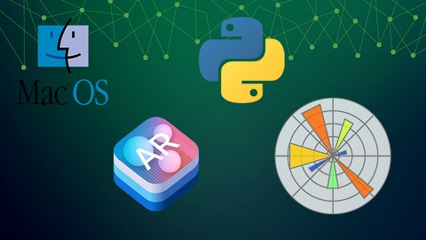 Learn 3D AR technology with Xcode and Python!