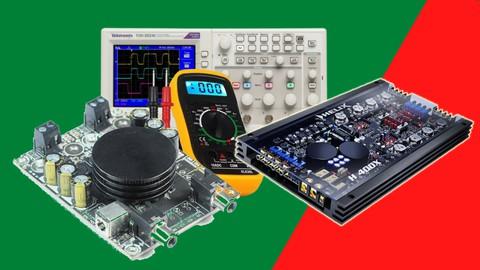 Aprenda sobre Amplificador Classe D (Digital ?) _ Nível I