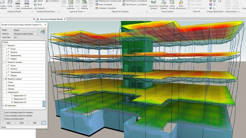 Robot structural analysis - for BIM projects