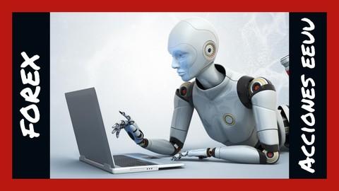 Sistema Rentable Automático FOREX + ACCIONES EEUU