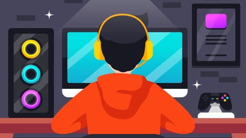 The Tkinter GUI Games course : Build 5 mind blowing games