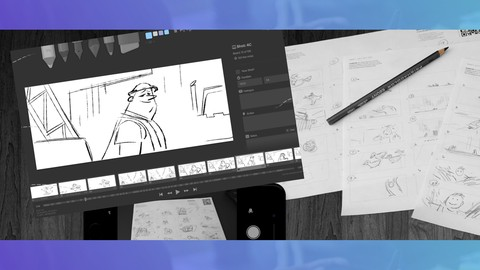How to use the free software STORYBOARDER