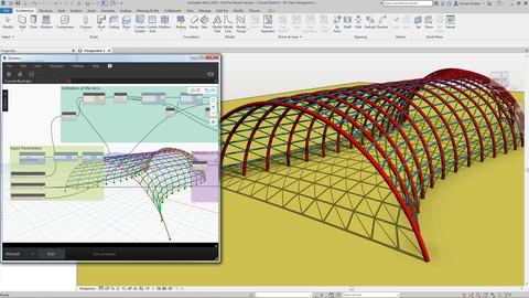 Dynamo for BIM engineering projects