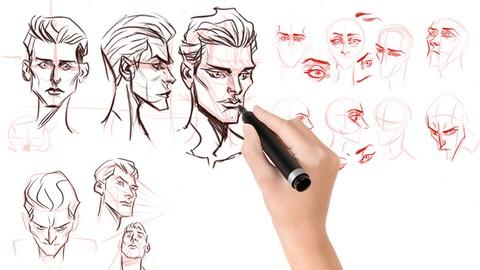 Digital Character Design Creations