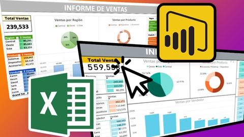 Curso: Aprender como hacer gráficos en Excel y Power BI