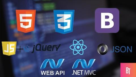 (120+Saat)Komple Uygulamalı Web Geliştirme Eğitimi   .NET