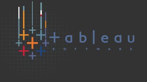 Tableau Desktop 2021 - A Complete Introduction