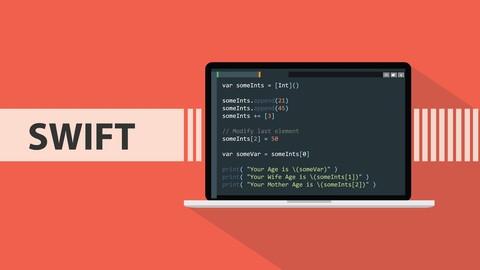 برمجة متجر الكتروني متكامل بلغة السويفت