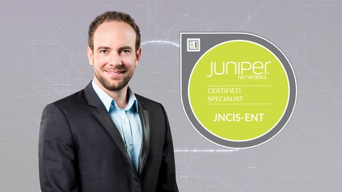 Juniper JNCIS-ENT: 6 Full Practice Exams 2021