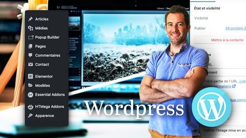 WordPress  - Votre site Pro simplement et gratuitement