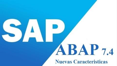SAP ABAP 7.4 Nuevas caracteristicas