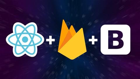 React JS + Firebase + Bootstrap: projeto passo á passo