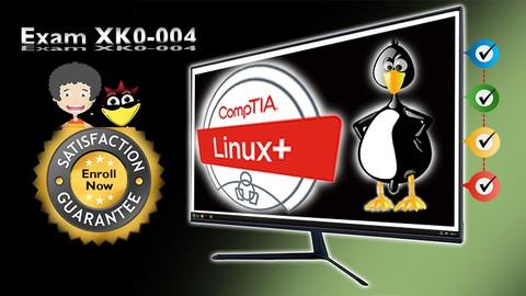 CompTIA Linux+ (XK0-004) Practice Exam (360 HQ Questions)