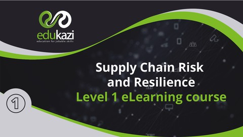 Supply Chain Risk and Resilience: Level 1 with Greg Schlegel